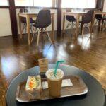"""松戸散歩""""たくあん入りたまごサンド""""とカフェオレで遅めのランチ"""