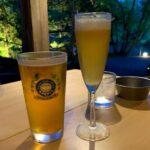 「友部SA・下り」の焼きたてパンと新潟で人気の中華屋さん「三宝亭」、夜は雨のBBQ